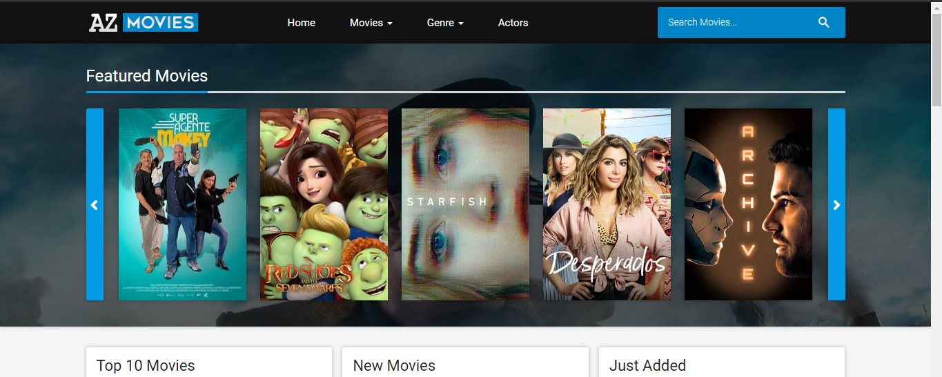 streaming sites for movies
