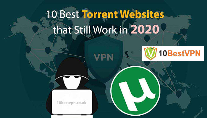 10 Best Torrent Websites