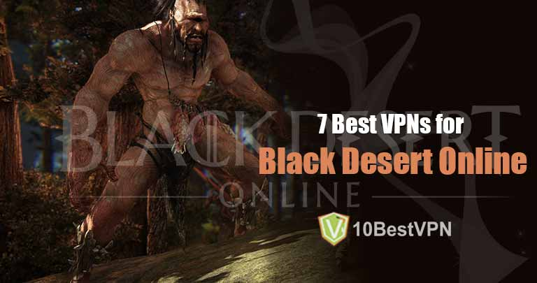 vpn black desert online